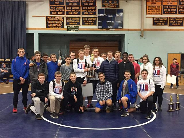 Eagles finish 2nd at Essex Junction Tournament - photo courtesy Bill Hetherman